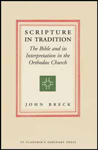 Scripture in Tradition