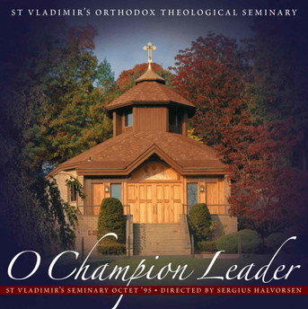 O Champion Leader [CD]