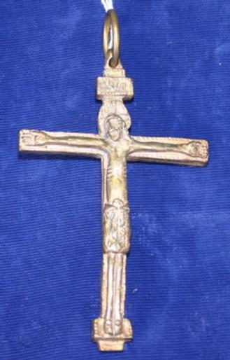 Georgian Cross, Bronze