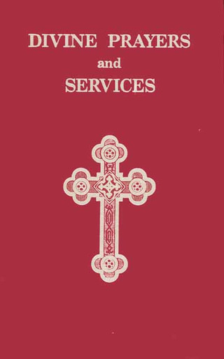 Divine Prayers and Services - Nassar [hardcover]