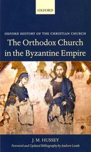 Orthodox Church in the Byzantine Empire