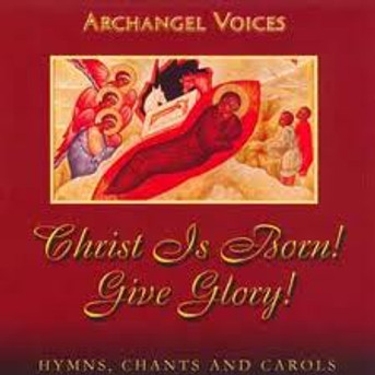 Christ is Born - Give Glory! Hymns, Chants, and Carols (CD)