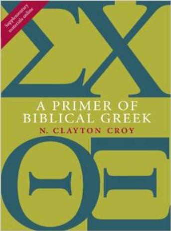 Primer of Biblical Greek