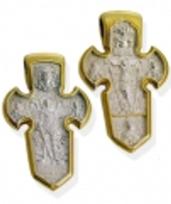 St. Michael's Warrior Cross