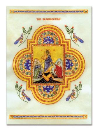 Paschal Greeting Cards: The Resurrection Illumination