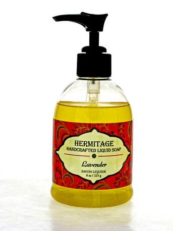 Liquid Soap - Olive Oil, Lavender
