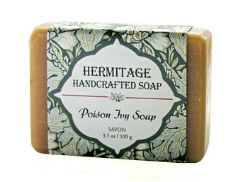 Bar Soap - Poison Ivy,  An All Natural Antidote with Jewelweed