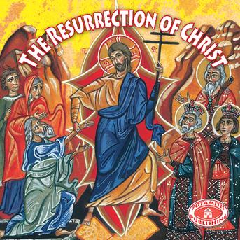 The Resurrection of Christ, Paterikon for Kids 13