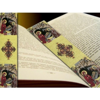 Tapestry Book Mark - Nativity of Christ