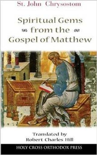 Spiritual Gems from the Gospel of Matthew