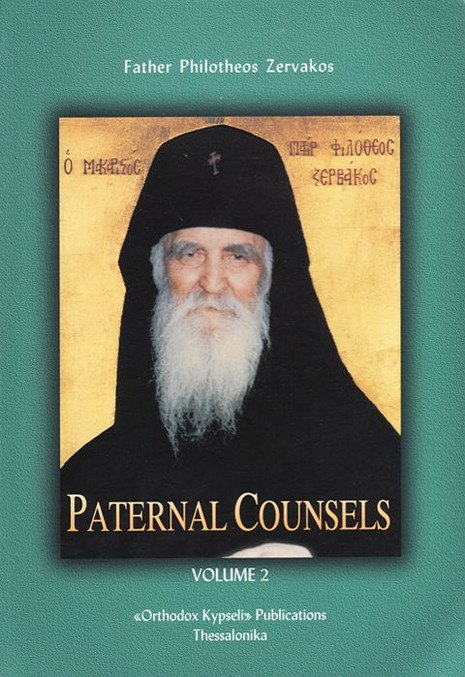 Paternal Counsels: Volume II