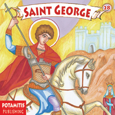 Saint George, Paterikon for Kids 28