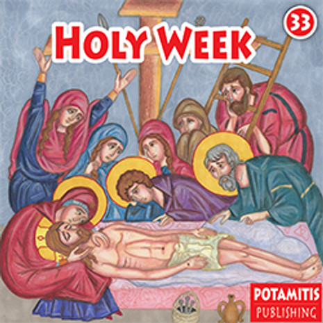Holy Week, Paterikon for Kids 33