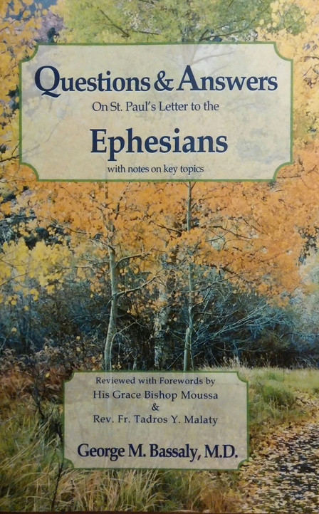 Questions and Answers on St. Paul's Letter to the Ephesians