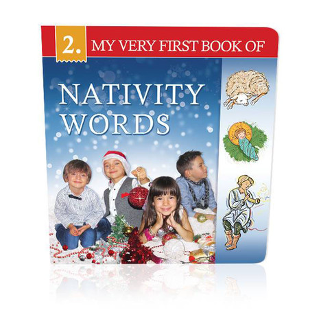 My Very First Book of Nativity Words
