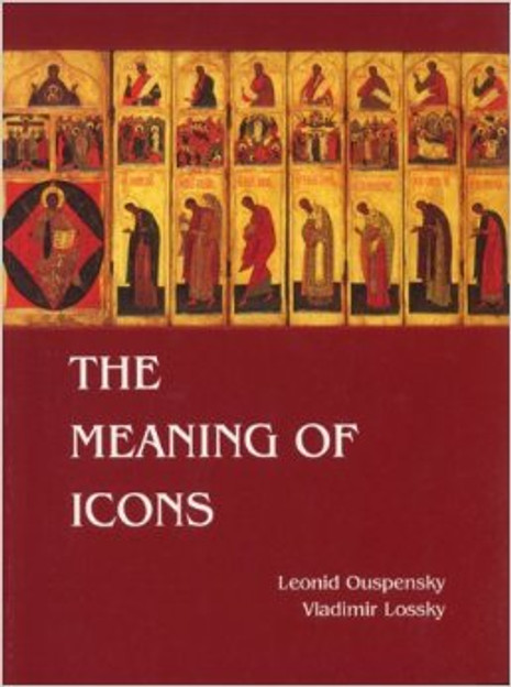 Meaning of Icons, The [damaged paperback]