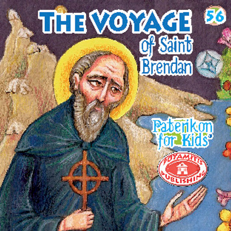The Voyage of Saint Brendan, Paterikon for Kids 56