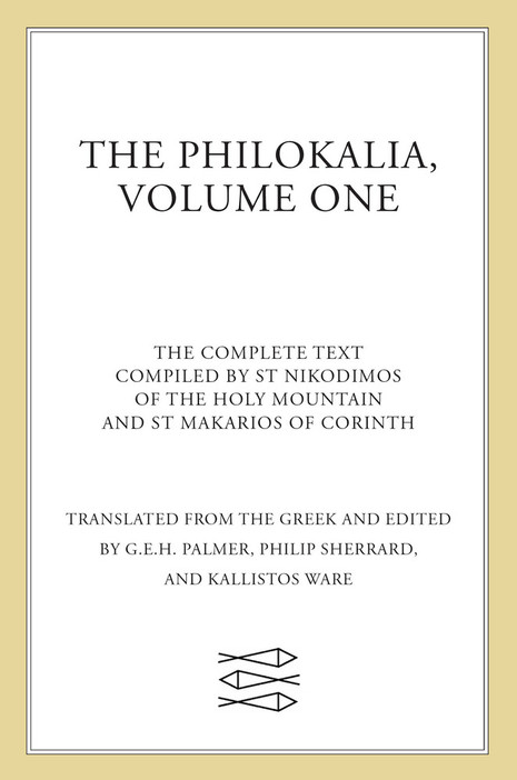 The Philokalia, Volume I
