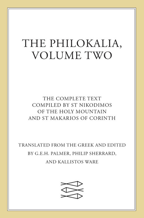 The Philokalia, Volume II