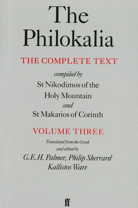 The Philokalia, Volume III