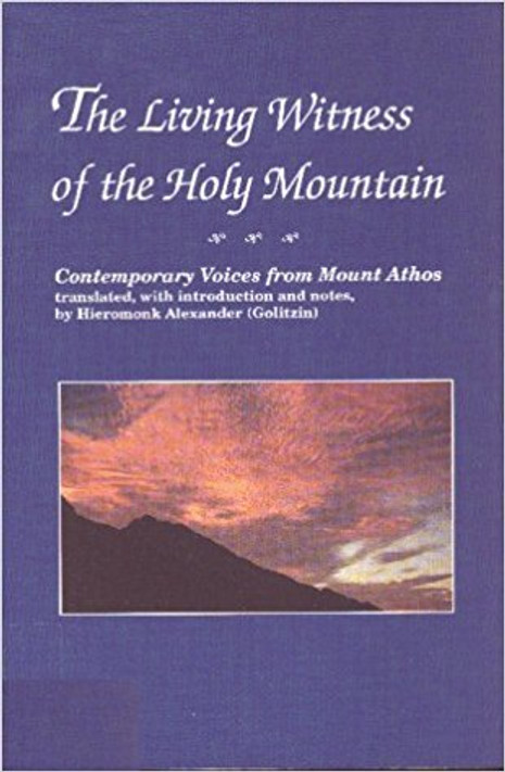 From as early as the ninth century, Mount Athos -- a monastic republic situated on a peninsula in northern Greece extending some 35 miles into the Aegean Sea -- has been a monastic center and a spiritual beacon of Orthodox world. As the present collection of essays, sermons, narratives, and apophthegmata shows, the significance of the work of the monks who come to Athos to devote themselves to God continues undiminished, as does the vitality of their contribution to the spiritual life of Orthodoxy worldwide. In these pages we see the simplicity and truth of the Gospel reflected in anecdotes of contemporary Fathers of the Holy Mountain; we read of the connection between the light of Christ's Transfiguration on Mount Tabor, and Orthodox monastic spirituality; we learn how St. Herman of Alaska, America's first Orthodox saint, was in a sense a gift of Athos to America. Several writings by Archimandrite Aemilianos (Vapheides), Abbot of Simonos Petras monastery on Mount Athos, set forth the critical importance of the spiritual father and the Jesus prayer in an Orthodox monastery, and the link between monasticism and martyrdom. A leading French Catholic scholar recounts in detail his path to Orthodoxy over a span of many years. Also included is the Tomos of Mount Athos in Defense of the Holy Hesychasts -- an important Orthodox doctrinal document, written in the fourth century by St. Gregory Palamas and signed by the elders of the Holy Mountain. These writings, together with the others in this volume, have all been written by Athonite monks; all but one of them appears in English for the first time, translated by Hieromonk Alexander (Golitzin), who contributes, in his lengthy Introduction, an examination of Athonite history, organization, and daily life.