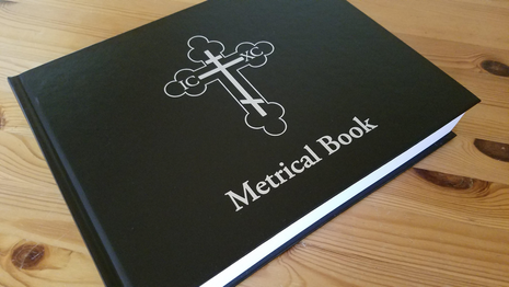Metrical Book (Orthodox Church in America)