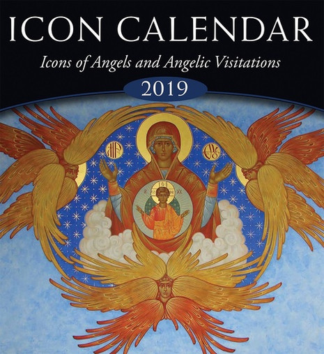 Icon Calendar 2019 Angels & Angelic Visitations