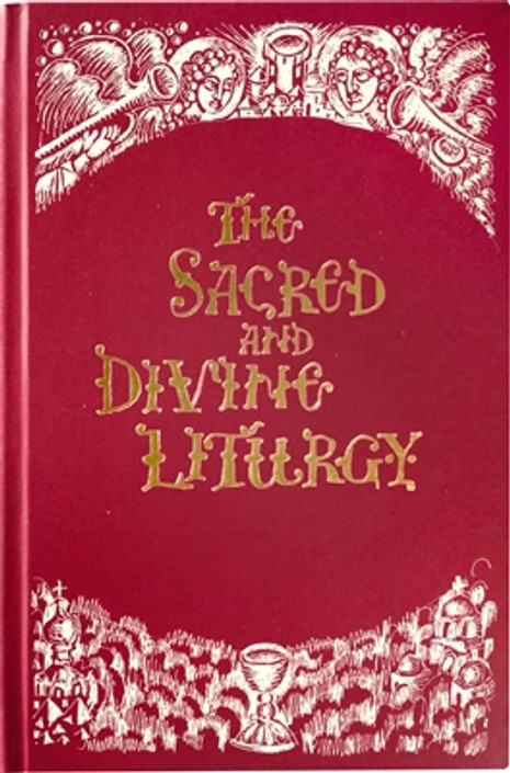 """The Sacred and Divine Liturgyоf our Father among the Saints John Chrysostom"""" (Los Angeles - New York - Chicago: Sebastian Press 2018). """"The Sacred and Divine Liturgy оf our Father among the Saints John Chrysostom"""" is a new English edition of the primary divine service of the Orthodox Church, published by St Sebastian Press of the Western American Diocese, and edited by Bishop Maxim Vasiljevic of Western American Diocese. This edition is published in Liturgical Books Series, number 1. This translation is an adapted version of the texts of accurate English translations already existed in previously published service books, especially the translation of """"The Divine Liturgy of St. John Chrysostom"""" (2016) of the Greek Orthodox Archdiocese of America and the Greek Archdiocese of Thyateira and Great Britain, and various Greek, English, and Slavonic liturgical manuals. All previously existing translations were checked for accuracy and consistency and edited, when necessary. Modern English has been chosen for this edition, following the most common order to be found in the Greek and Slavonic language service books which reflect the Byzantine tradition. The dialogues between the celebrant and the deacon are also included with brief Rubrics. In the supplementary material a detailed explanation for the Hierarchical Liturgy is included. One notable difference found in this edition from all existing editions is an aesthetic quality: the book is in full color, entirely illustrated by Fr. Stamatis Skliris' icons and frescos. The second edition of The Sacred and Divine Liturgy has incorporated corrections which have been brought to our notice since the publication of the first edition in 2017."""