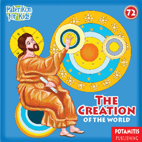 The Creation of the World, Paterikon for Kids 72 (PB-CREAPO)