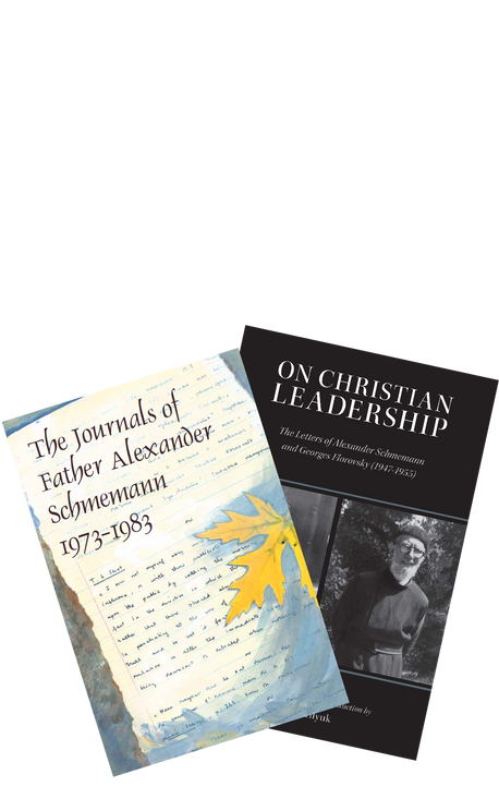 Schmemann Set - Journals and Letters