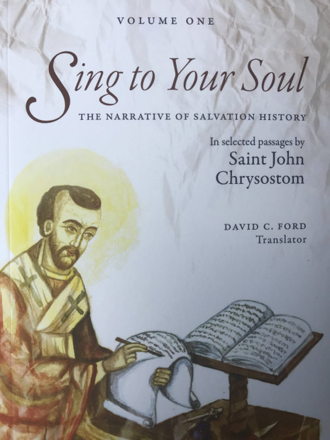 Sing to Your Soul, The Narrative of Salvation History, Vol. 1