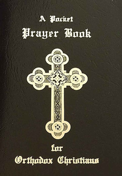 Pocket Prayer Book (Black Vinyl Cover)