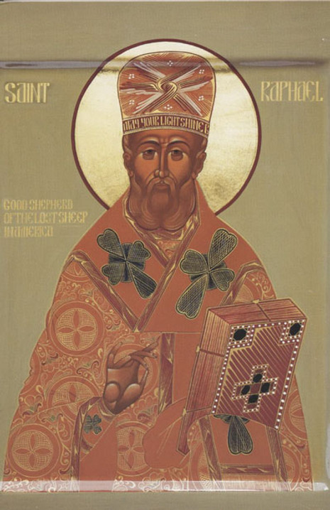 Our Father Among the Saints Raphael Bishop of Brooklyn