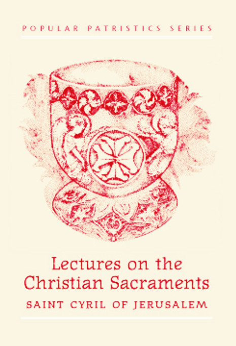 On the Christian Sacraments (old cover)