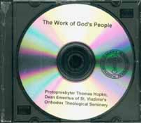 Work of God's People, The [audio CD]