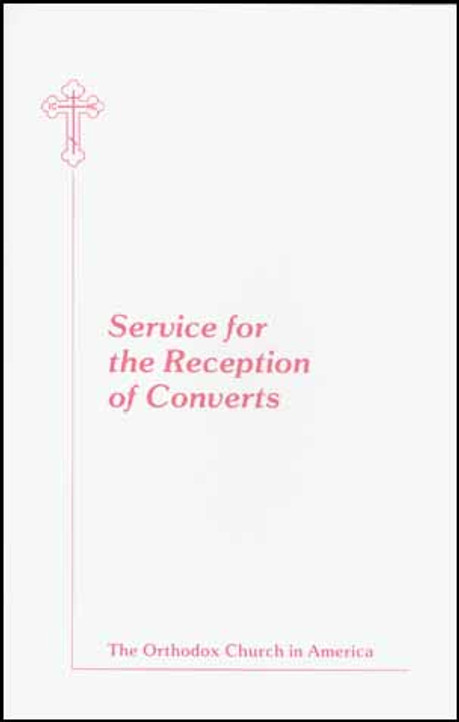 Service for the Reception of Converts
