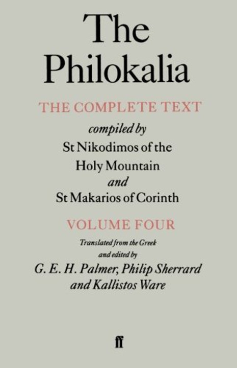 The Philokalia, Volume IV