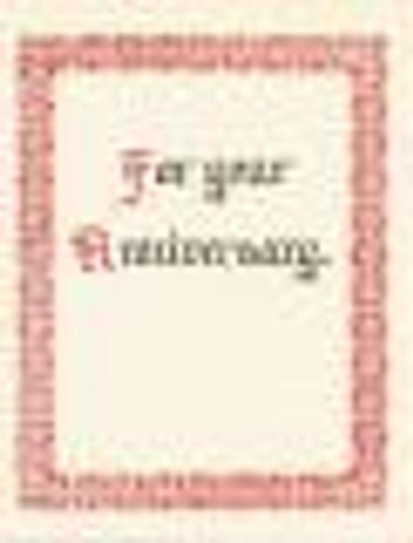 HM-311 Anniversary Card