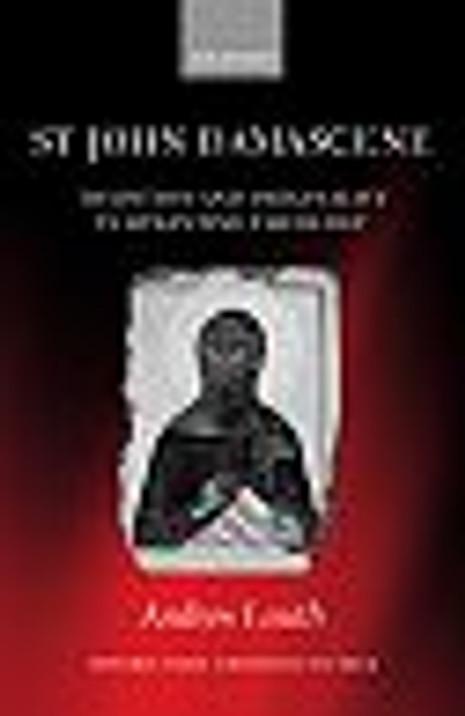 St John Damascene: Tradition and Originality
