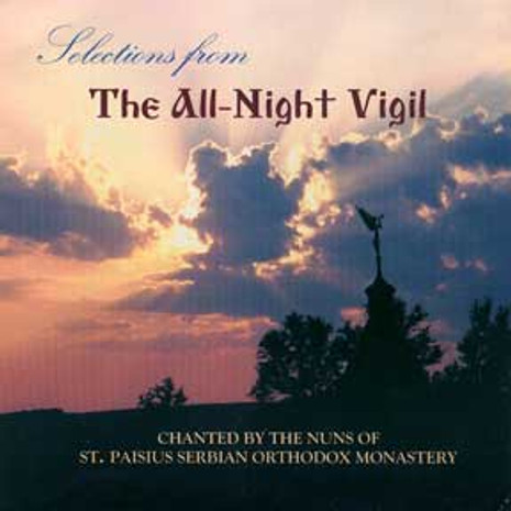 Selections from the All-Night Vigil (CD)