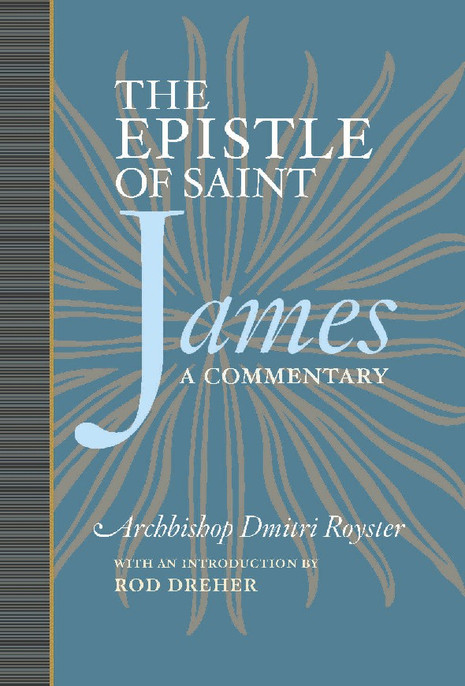 The Epistle of St James: A Commentary