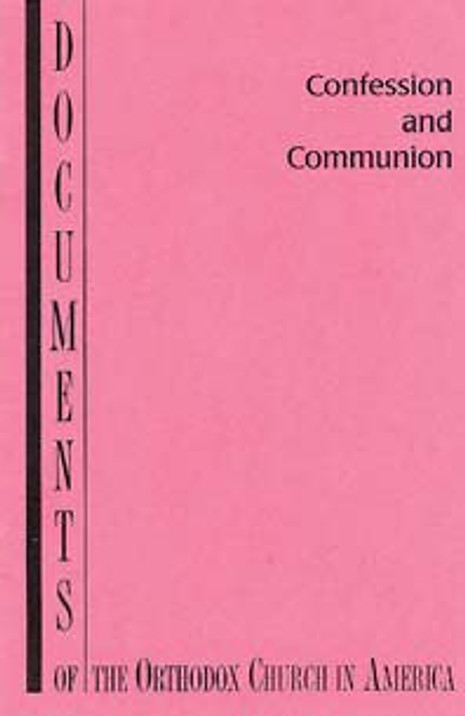 Confession and Communion