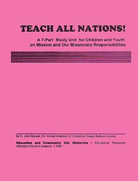 Teach All Nations