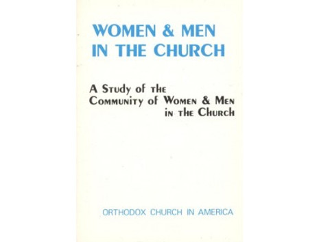 Women and Men in the Church