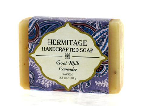 Bar Soap - Goat Milk, Lavender