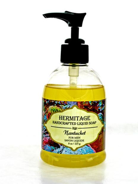 Liquid Soap - Olive Oil, Nantucket