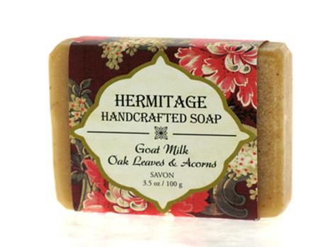 Bar Soap - Goat Milk, Leaves & Acorns