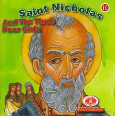 Saint Nicholas and the Three Poor Girls, Paterikon 10