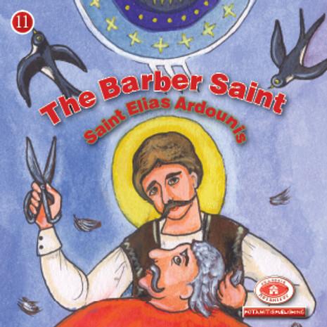 The Barber Saint, Saint Elias Ardounis, Paterikon for Kids 11