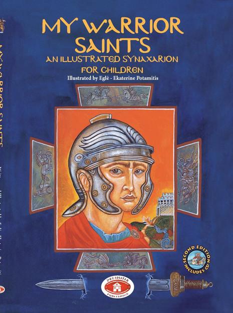 My Warrior Saints For Children with CD